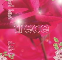 trece magazine & clothes. A Design, Illustration, and Photograph project by Rodrigo Carrasco Merchán - Dec 23 2011 01:51 PM