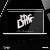 Logotipo: Mr.Dmr. A Design project by KikeNS         - 05.01.2012