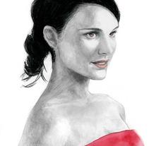 celebrities. Um projeto de Ilustração de Blanca Vidal         - 10.01.2012