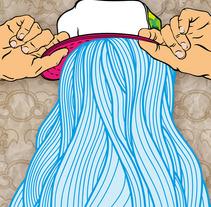ILUSTRACIÓN DIGITAL. Un proyecto de Diseño e Ilustración de Antonio José Sánchez Vilchez         - 11.01.2012