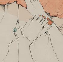 Ilustración y Diseño Creativo. A Design, Illustration&Installations project by Cecilia Sánchez         - 11.01.2012