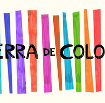 Tierra de colores. A Illustration, Motion Graphics, Film, Video, and TV project by Gustavo Wenzel         - 13.01.2012