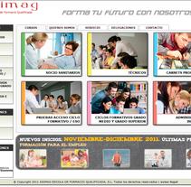 Asimag Escola. Un proyecto de Diseño y Desarrollo de software de Jose Lorenzo Espeso         - 17.01.2012