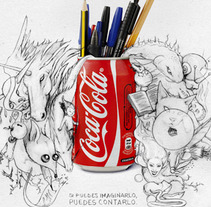 Coca-Cola. A Advertising project by Falansh MODUS - 06-02-2012