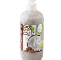 Exfoliant de coco . Un proyecto de Diseño de Mar Pino - 07-02-2012