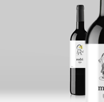 Wine generation. A Design&Illustration project by Tatabi Studio         - 09.02.2012