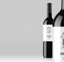 Wine generation. Un proyecto de Diseño e Ilustración de Tatabi Studio         - 09.02.2012