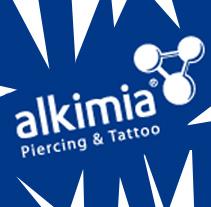Alkimia y Klon Kromosoma tattoo piercing. A Design project by L. D.LAURA         - 11.04.2012