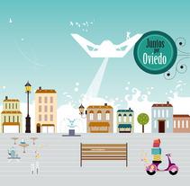 Bolsa Banco Herrero. Un proyecto de Diseño e Ilustración de Sonia Sáez         - 15.02.2012