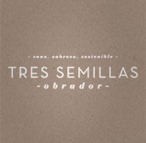 Tres Semillas . Un proyecto de Diseño e Ilustración de enZETA - 28-02-2012