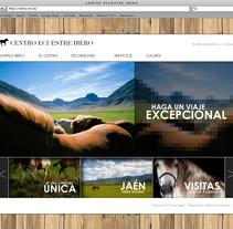 Webs. Un proyecto de Diseño, Ilustración, Desarrollo de software y UI / UX de JP         - 03.03.2012