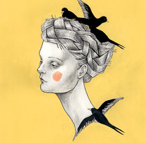 Autumn. A Illustration project by Helena Perez Garcia         - 13.03.2012