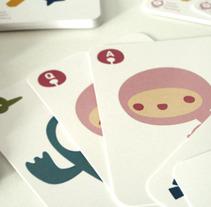 toxic paper deck. Um projeto de Design e Ilustração de Vicenç Lletí Alarte         - 15.03.2012