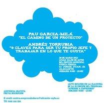 Jóvenes emprendedores de éxito. Un proyecto de Diseño y Publicidad de Dámaris Muñoz Piqueras - 19-03-2012