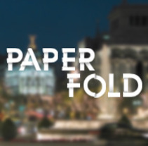 Tipografia-Paper Fold. A Design, Illustration, and 3D project by LDOTM  - 03.23.2012