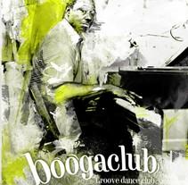 Boogaclub 2012. Un proyecto de Diseño e Ilustración de PERRORARO  - Domingo, 25 de marzo de 2012 05:35:39 +0200