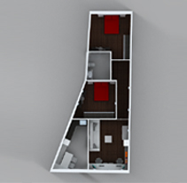 Reforma casa. Um projeto de 3D de Alba Lladó         - 29.03.2012