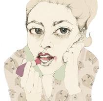 El nunca lo haría. Um projeto de Design e Ilustração de Cecilia Sánchez         - 18.04.2012
