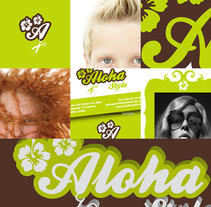 Aloha Style. A Design, Illustration, Advertising, and Photograph project by Diego Alfonso García Rodríguez - 23-04-2012