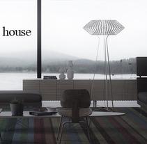 The lake house. Um projeto de Fotografia, 3D e Design de interiores de estudibasic         - 24.04.2012