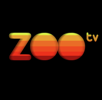 ZooTv. A Design, Motion Graphics, Film, Video, and TV project by JOSE CARLOS GIL         - 29.04.2012