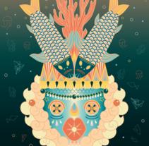 Ídolos. A Illustration project by Rocío         - 30.04.2012