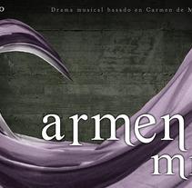 Carmen mía. A Design project by Gerard Magrí         - 02.05.2012