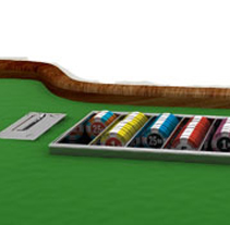 Poker's. A Design, Illustration, Advertising, Installations, UI / UX, and 3D project by Gabriel Maiorano - 02-05-2012