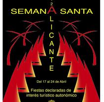 Semana Santa Alicante. A Design, and Advertising project by Jacobo Ramon Alvarez         - 13.05.2012