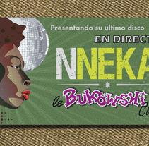 Flyer. A  project by Aitor Gonzalez Perkaz         - 23.05.2012