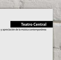 Cartel. Un proyecto de Diseño de David Guzmán Pinto - Martes, 29 de mayo de 2012 13:05:28 +0200