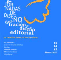 jornadas de diseño. Un proyecto de Diseño de Andrea Goiez         - 31.05.2012