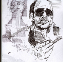 naranjadas. A Illustration project by ximo cerdá peréz - 13-06-2012