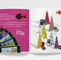 Catálogo Navidad. Un proyecto de Diseño e Ilustración de Pedro Luis Montero Somolinos - 18-06-2012