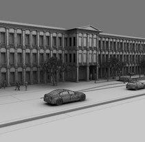Tout 3D. Um projeto de 3D de Laura Cerrajero Martín - 22-06-2012