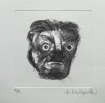 dimonis bons - gravats. Un proyecto de  de Antoni Lafayette         - 23.06.2012