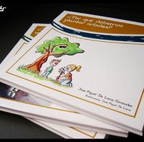 Diseño editorial. Un proyecto de  de José Miguel De Lamo - 25-06-2012