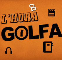 L'Hora Golfa. A Motion Graphics, Film, Video, and TV project by Carme Carrillo Cubero         - 07.01.2013