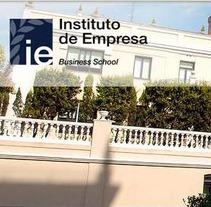 Instituto de Empresa. A Design, and Advertising project by Pokemino         - 03.07.2012