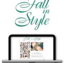 Fall in Style. A Design project by Irene Martos Gomez         - 09.07.2012