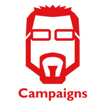 Campaigns. A Design, Illustration, and Advertising project by Francisco Fernandez         - 11.07.2012