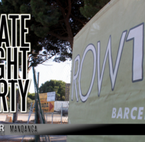 Skate Night Party 2012 . A Film, Video, and TV project by Pau Avila Otero         - 14.07.2012