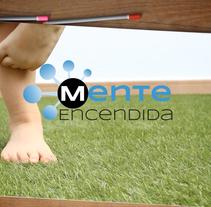 Promo Mente Encendida. Um projeto de Motion Graphics, Cinema, Vídeo e TV e Pós-produção de Carmen Aldomar         - 31.01.2013
