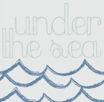 Under the Sea. A Design&Illustration project by Carolina Massumoto         - 17.07.2012