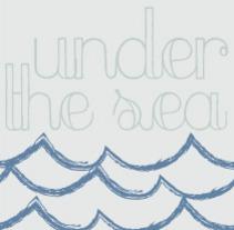 Under the Sea. Um projeto de Design e Ilustração de Carolina Massumoto         - 17.07.2012