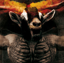 SICKROOM - CD   that killing silence . A Design, Illustration, Advertising, Music, Audio, and Photograph project by alejandro escrich - 19-07-2012