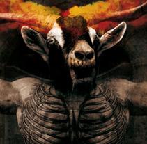 SICKROOM - CD | that killing silence . Un proyecto de Diseño, Ilustración, Publicidad, Música, Audio y Fotografía de alejandro escrich - 19-07-2012