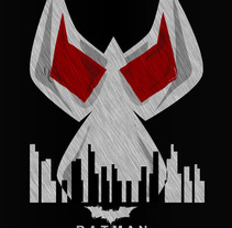 Batman The Dark Knight Rises . A Illustration, and Advertising project by Ivan Rivera         - 24.07.2012