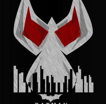 Batman The Dark Knight Rises . Un proyecto de Ilustración y Publicidad de Ivan Rivera - 24-07-2012