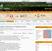 Redacción/Edición Web. Um projeto de  de Beltrán Parra         - 17.08.2012